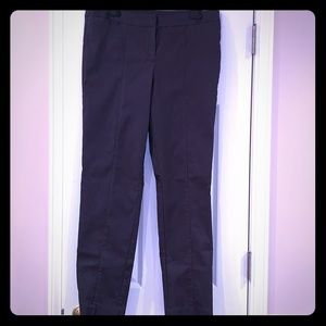Slim fit Charcoal gray trousers